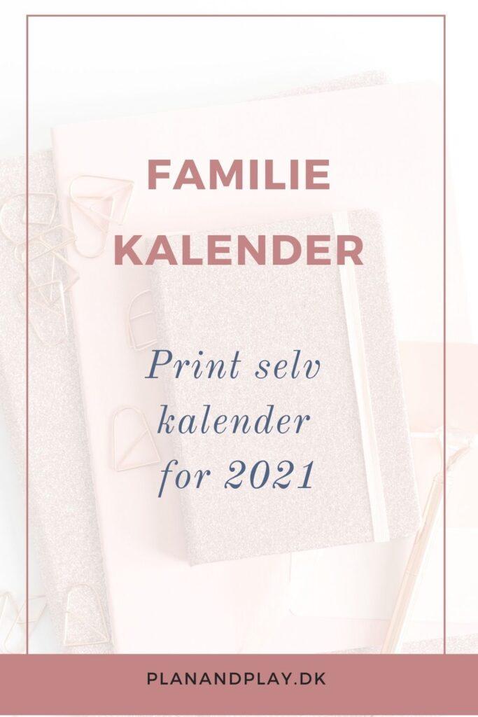 Familiekalender