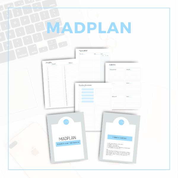 Madplan i pdf til download